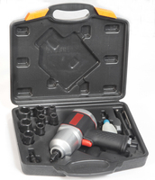 SAT1780 K 1 2 Air Impact Wrench Kit Pneumatic Wrench Power Tools Air Wrench Kit