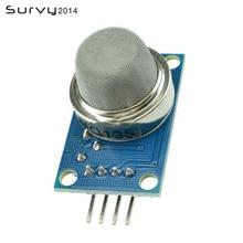 цена на 1pc MQ135 MQ-135 Air Quality Sensor Hazardous Gas Detection Module