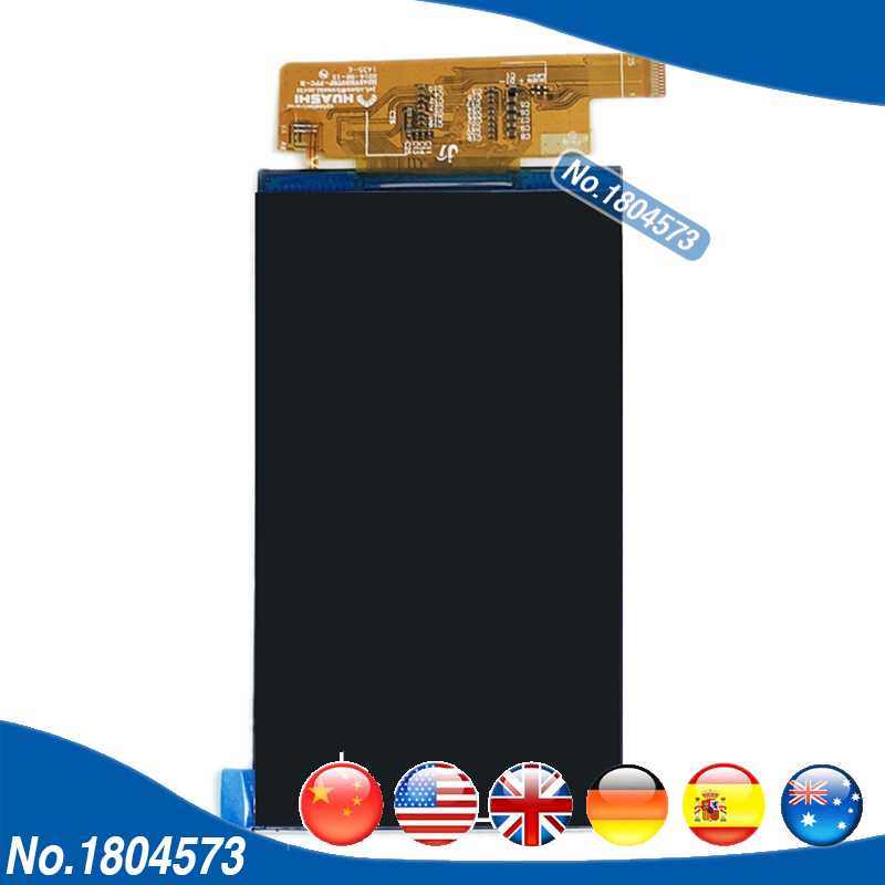 LCD Digitizer For Explay Tornado LCD Screen Display Replacement With Tracking Number 1PC/Lot