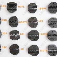 Сменные обжима набора пресс-форм для обжима разных терминальная ОБЖИМНАЯ sie Набор для EM-6B2/AM-10/30 Электрический обжимные комплекты челюсти