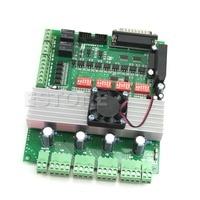4 Axis New TB6600 CNC Controller Max Current 5A 36V DC Stepper Motor Driver Board 1PC