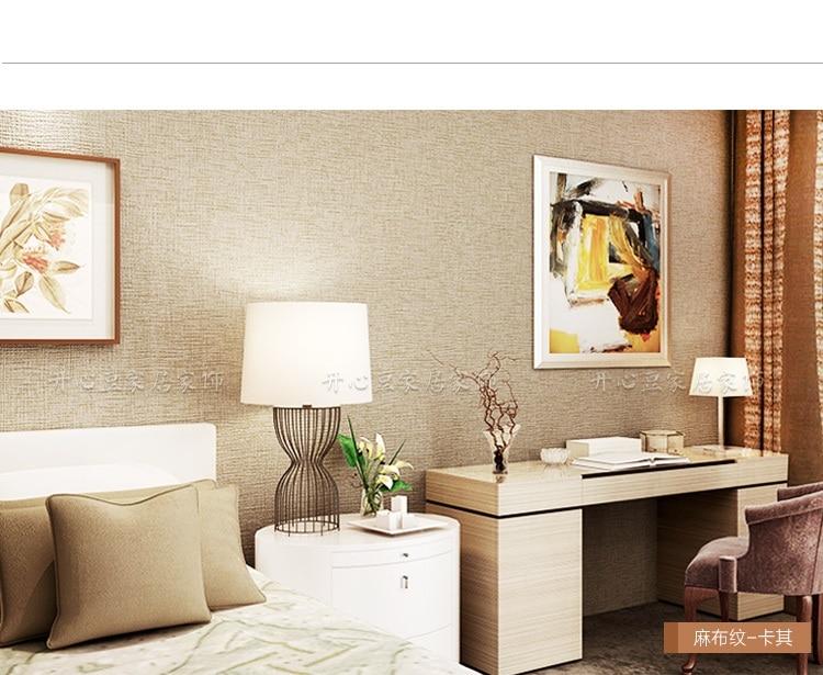 60cmX3m Modern Solid självhäftande Wallpaper Roll För vardagsrum - Heminredning - Foto 2