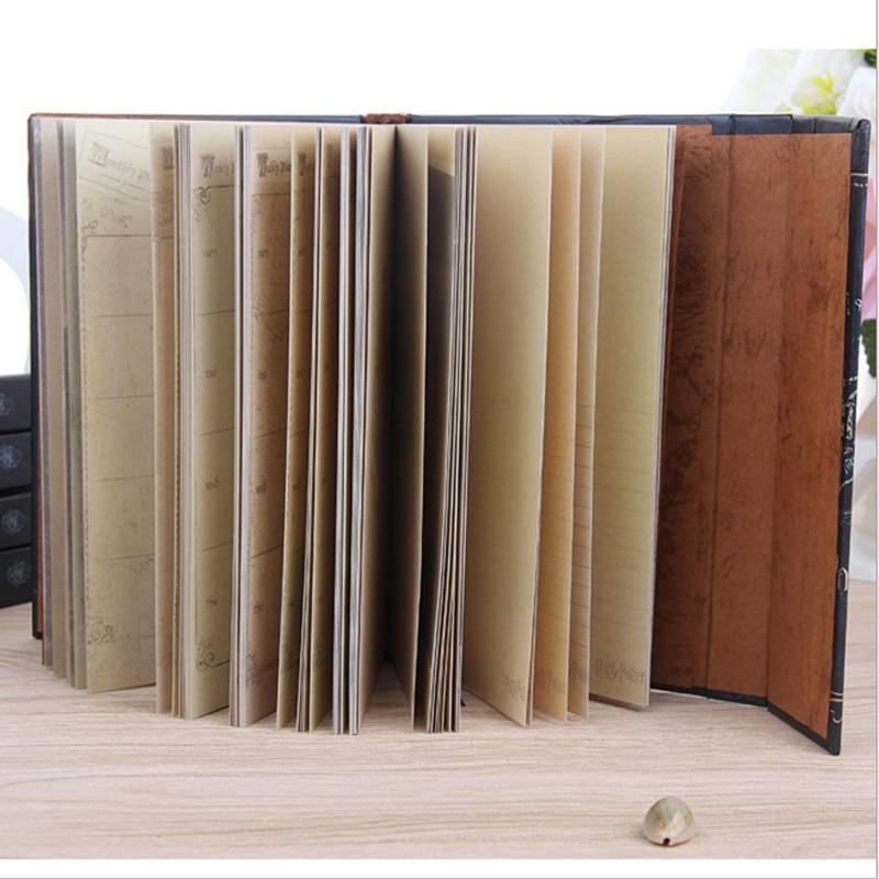 Harry Potter Notebook Vintage Style Magic Agenda Calendar - Blocnotesuri și registre - Fotografie 3