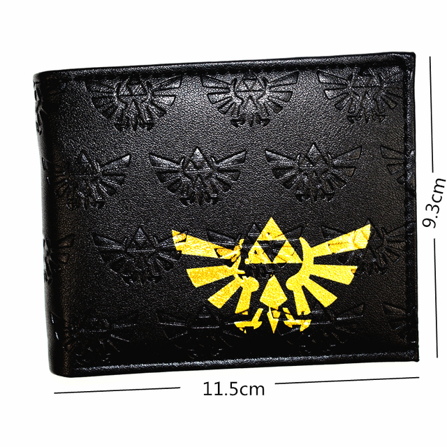New Arrival Game  Wallet High Quality PU Leather Men's Purse 2
