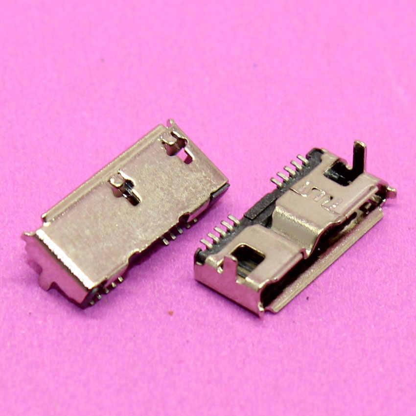YuXi nowy Micro 3.0 Port USB gniazdo wtykowe złącze portu ładowania dla netbook/tablet/telefon/MP4/ MP3