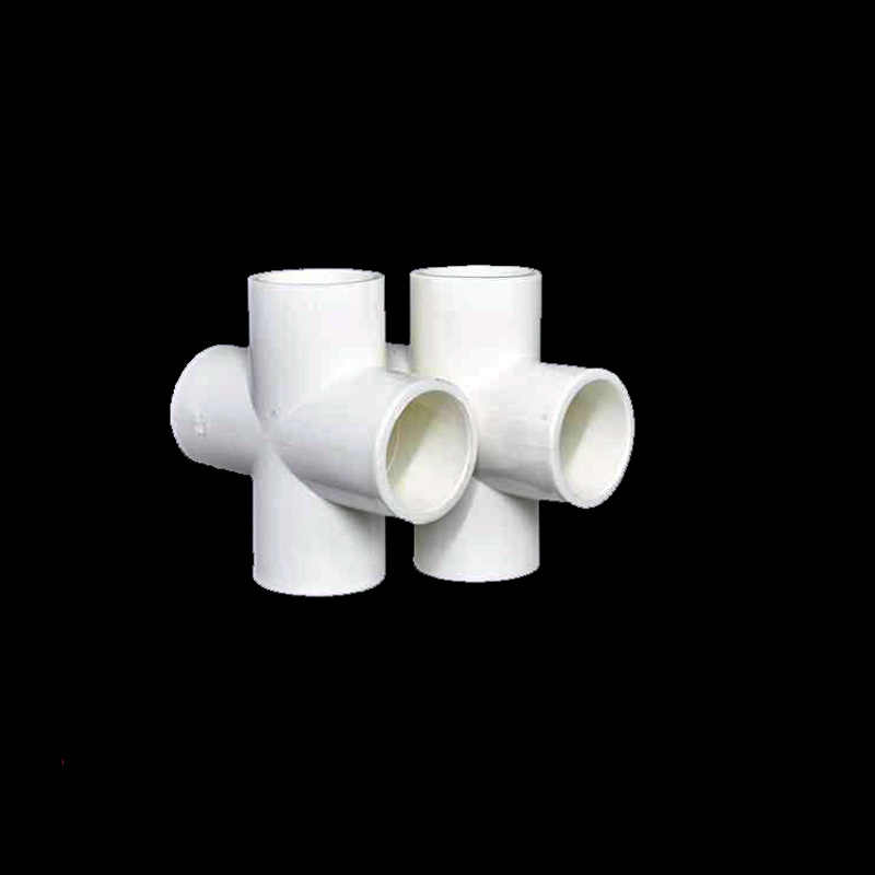 20 25 32 40mm Pvc Pipe Cross Connector Garden Irrigation System