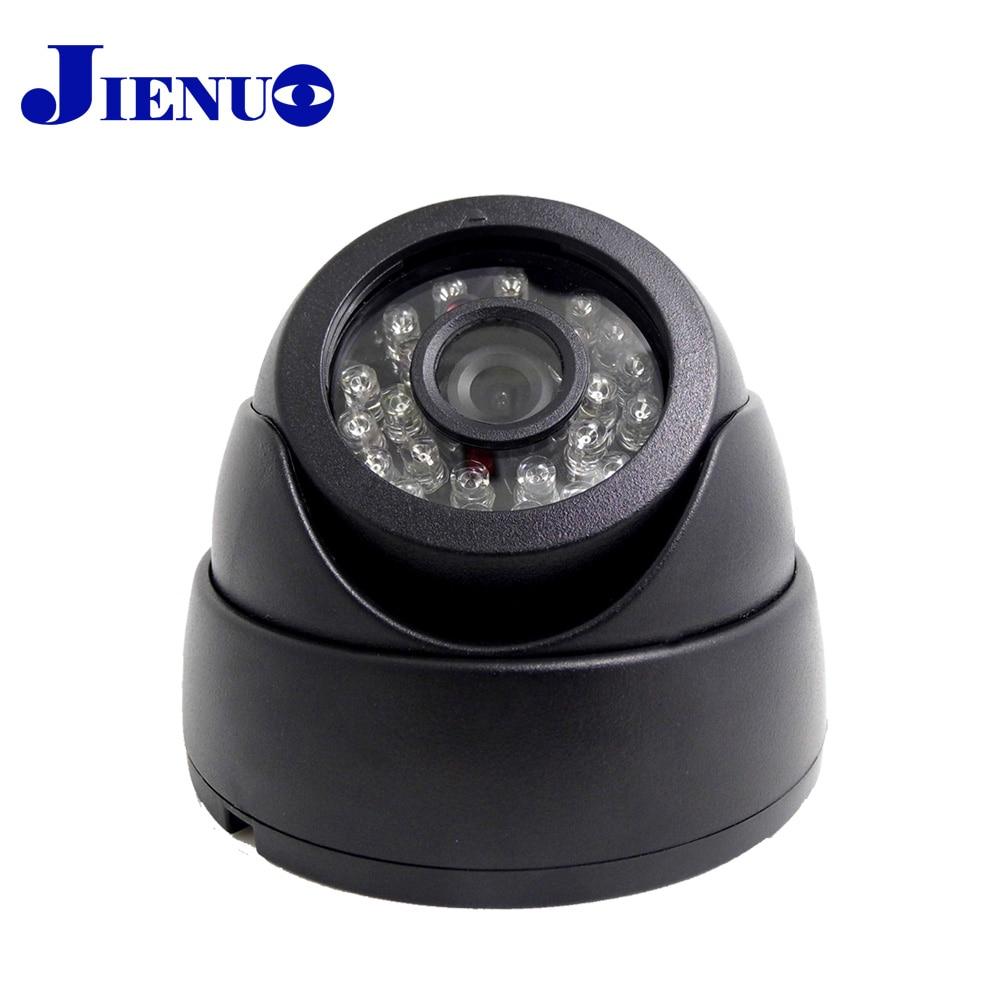 JIENU ip câmera 720 p CCTV Sistema de Segurança Vigilância Indoor Dome Início Mini Ipcam p2p Infravermelho HD Cam Suporte ONVIF