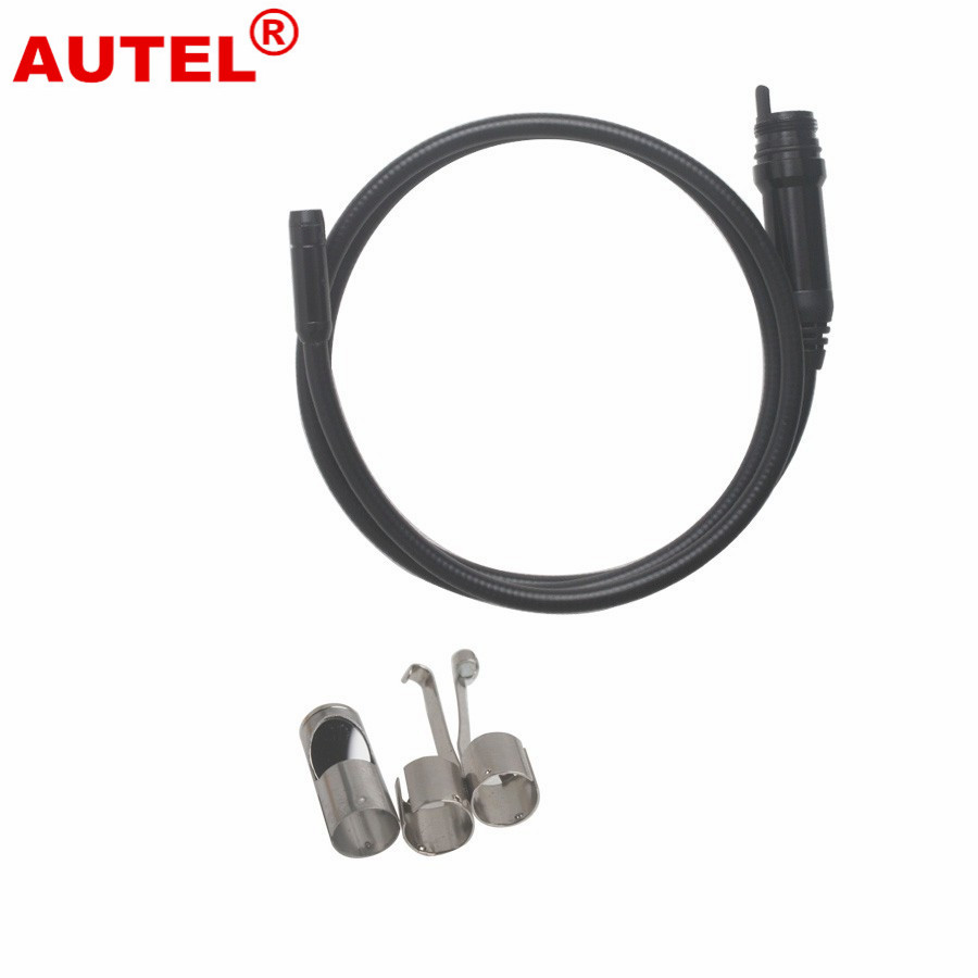 цена на Original Autel MaxiVideo MV400/MV208 8.5mm Imager Head Replacement MVIHC8.5 USB by Free Shipping