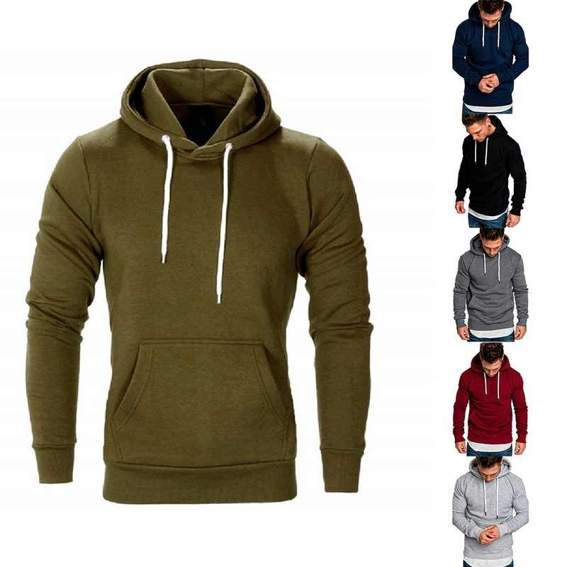 Laamei Männer Hoodies Sweatershirt Langarm Jogger Sportwear Hoody Sweatshirt Streetwear Männlichen Heißer Casual Pullover Trainingsanzug Top
