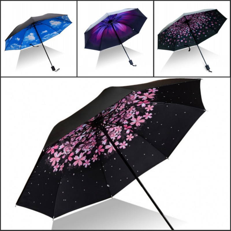 Double Layer Inverted Inverted Umbrella Is Light And Sturdy 3d Illustration Gray Marble Background Large Reverse Umbrella And Windproof Umbrella Edge