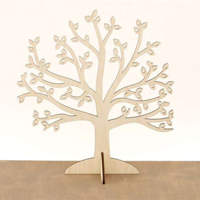 Online Shop Wooden Jewelry Tree Earring Holder Jewelry Stand Organizer Wood Earning Display Unique Gift For Girlfriend Aliexpress Mobile