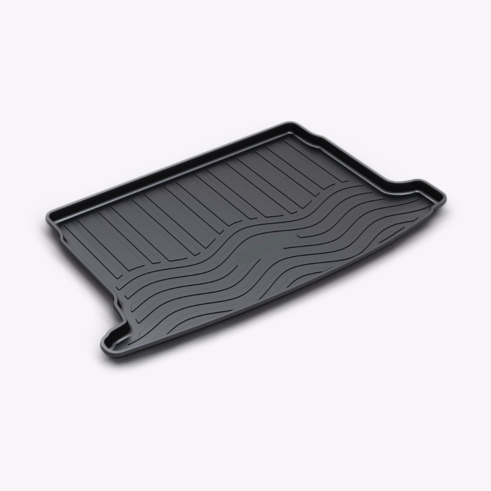 Fully Tailored Black Carpet Boot Mat Protector Liner FORD GALAXY MK3 2006-2014