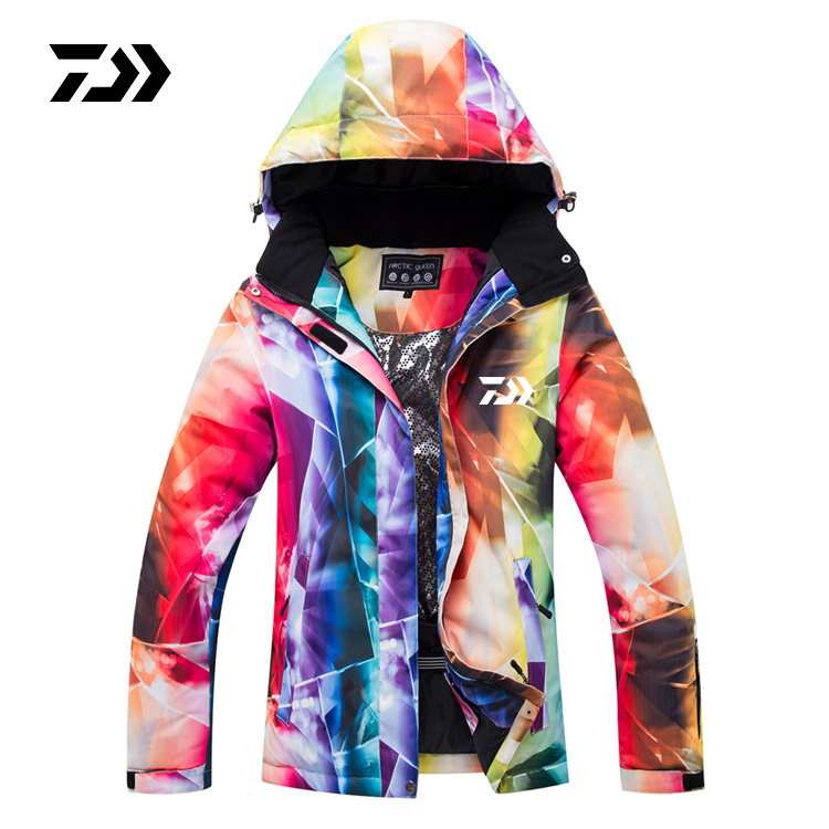 Nouveau 2020 DAIWA vêtements de pêche hiver automne hiver imperméable à l'eau chaude vestes de pêche hommes polaire épais en plein air chemises de pêche