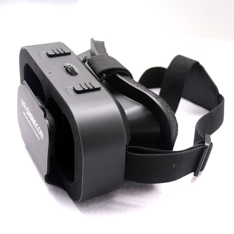 fe198125e848 VR Box V Virtual Reality 3D Glasses VR Headset For 4.7 6 inch Iphone  samsung smartphones Support Mobile phone 3D game Video-in 3D Glasses  Virtual  Reality ...