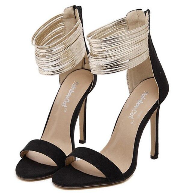 Chaussures à bout ouvert marron Hippie femme 0yX1Xw
