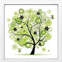 Diamond DIY Embroidery Meian 3D 5D Diamond Painting Diamondmosaic Tree Needlework Crafts Christmas Decor