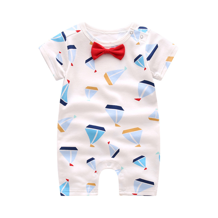 summer New Baby Rompers Printing Cotton short Sleeve Baby Clothing Overalls for Newborn Baby Clothes Boy Girl Romper Jumpsuit newborn baby rompers baby clothing 100% cotton infant jumpsuit ropa bebe long sleeve girl boys rompers costumes baby romper