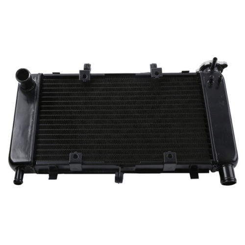 motorcycle Radiator Cooler cooling For YAMAHA FZ6 FZ6S 04 05 06 07 08 09 10 2004-2010 black replacement radiator cooler cooling for yamaha fz6 fz6n fz6s fz600 04 10