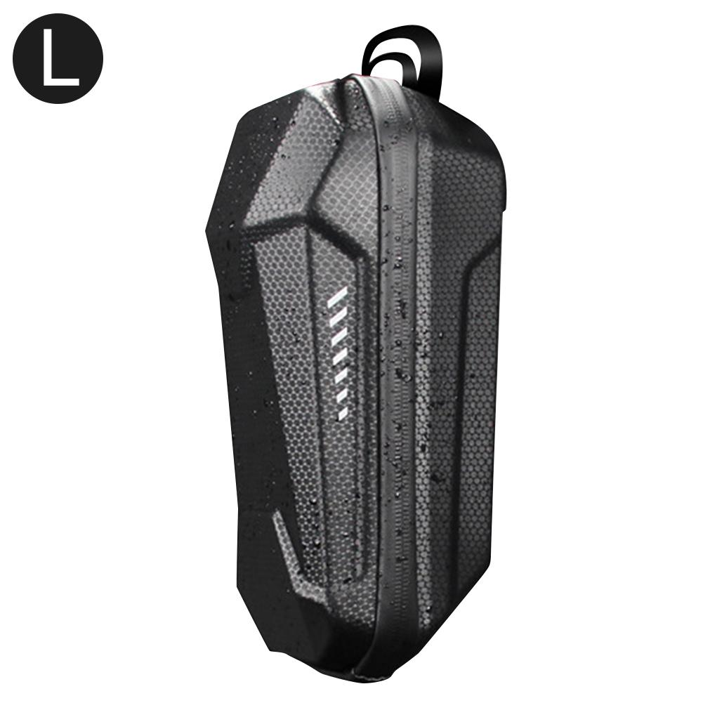 Image 4 - Scooter Storage Bag Electric Scooter Front Hanging Bag For Car Charger Tool For Xiaomi m365 Sedway Ninebot ES ES1 ES2 ES3 ES4-in Skate Board from Sports & Entertainment