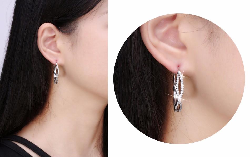 Infinity Luxury Earrings
