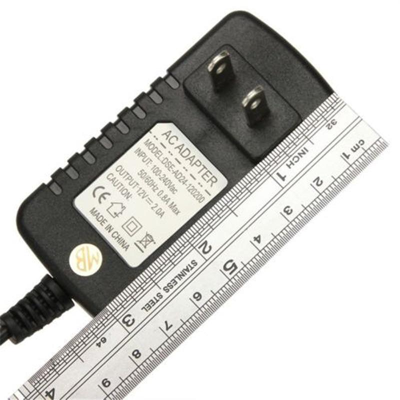 12V 2A Adaptador de corriente AC Cargador de pared de EE. UU. Para - Accesorios para tablets - foto 4