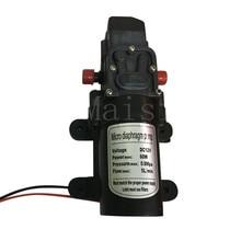 Maisi Electric Diaphragm Water Pump DC12V 60W Automatic Switch 5L/min High Pressure Car Washing Spray Water Pump 5L/min