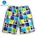 Mens Beach Shorts Man Board Shorts Casual Man Shorts Man Bermuda masculina de marca Beachwear Suit polyester Shorts