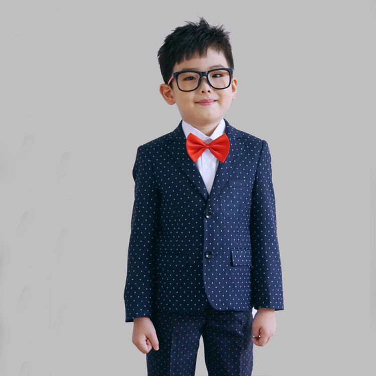 New Arrival Boys' Tuxedo Suits For Wedding Formal Occasion Suits Jacket+Pants+Vest Best Choice For Boys Handsome KS-1621 new arrival groom tuxedo two buttons groomsmen notch lapel wedding dinner suits best man bridegroom jacket pants tie vest b510