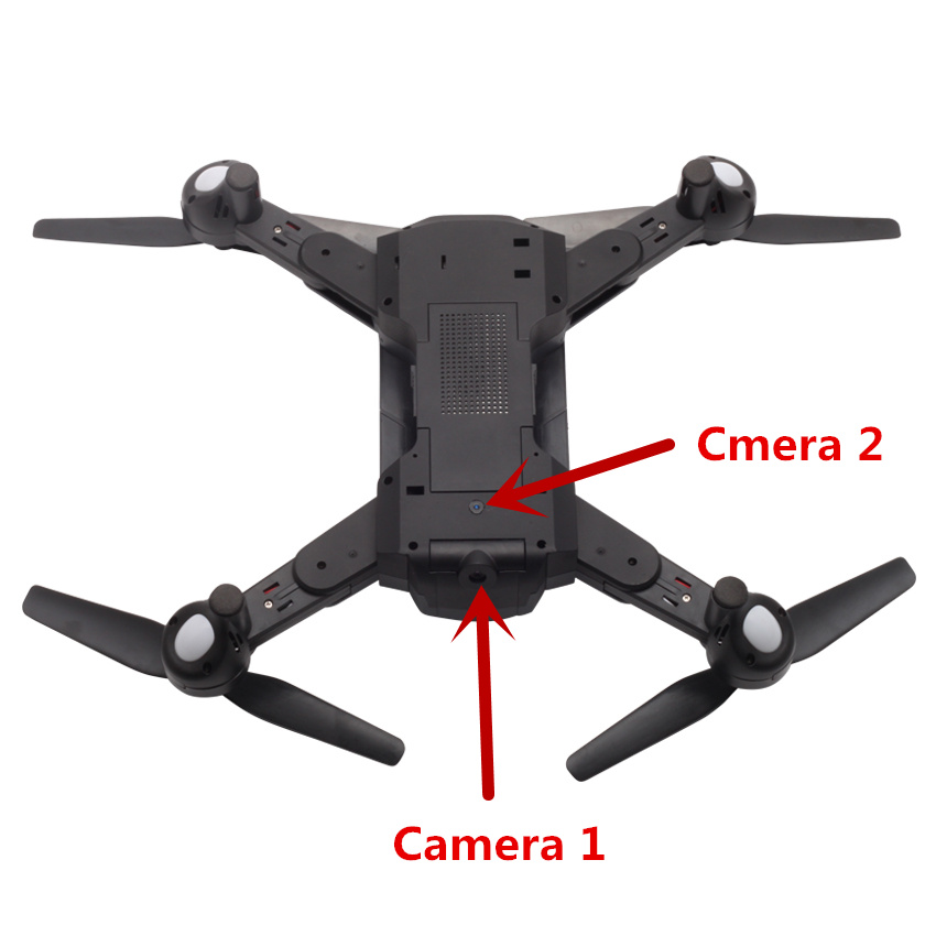 X196 HD 2MP RC Camera Drone with 20 mins Flight Time and Follow Me Function 3