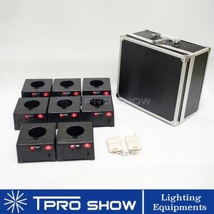 Image 2 - جهاز استقبال لا سلكي يعمل بالبرودة في الألعاب النارية جهاز استقبال لا سلكي يعمل بالبرودة مكون من 8 أشواط لأغراض الألعاب النارية يعمل بالتحكم عن بعد 1 علبة شحن DHL/TNT/UPS