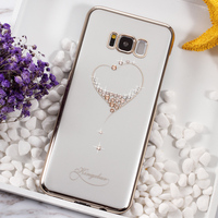 KINGXBAR Cover For Galaxy S7 Edge Cover Shell Star Series PC Case For Samsung Galaxy S7