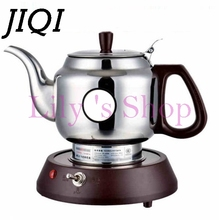Stainless steel electric teapot 1.2L 800W chinese electric tea kettle electric kettle tea pot automatic teapot EU US plug