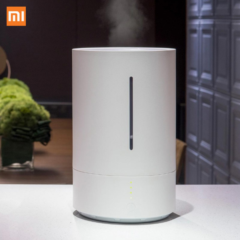 5ps Stock Xiaomi Smart 3.5L Japan Stanley UV Germicidal lamp Anti Bacteria Humidifier Cold Cathode UV 3.5L Capacity APP Control