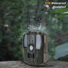 GPS Scouting Photo-Trap hunting trail camera with battery operated security wireless camera 4G SMS Control LTE FTP Wildcameras