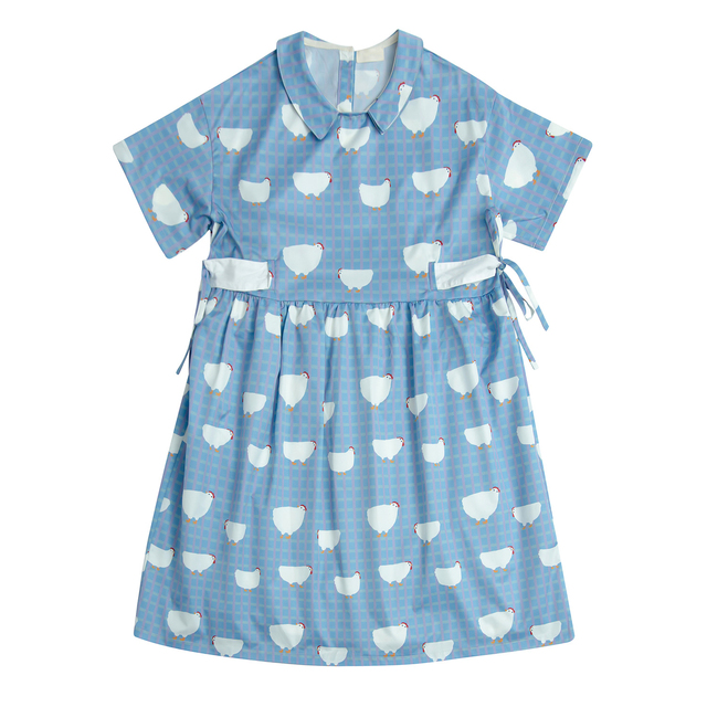Women Summer Chiffon Dress...