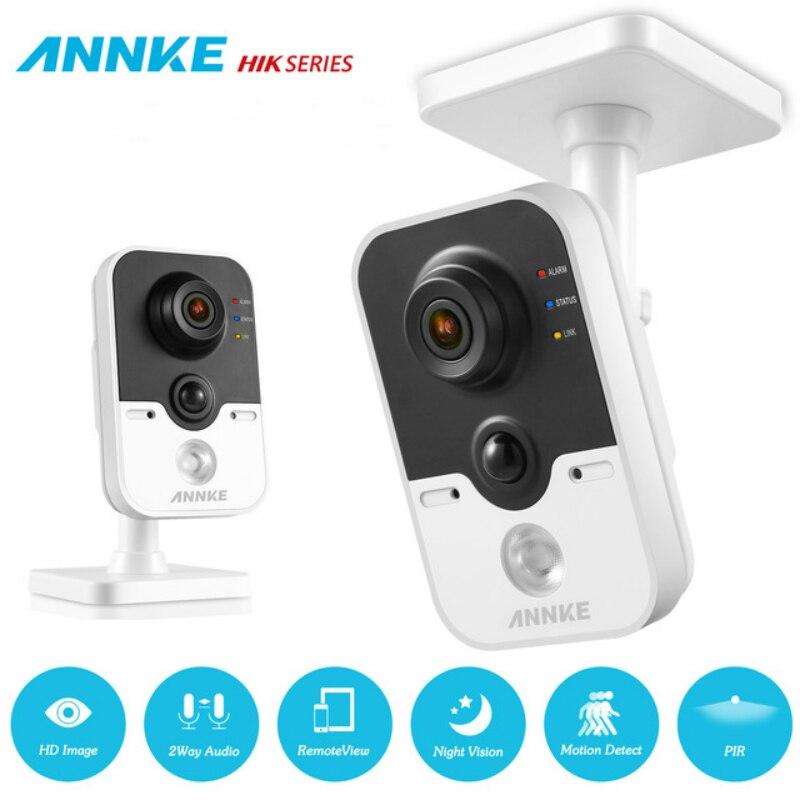 ANNKE 1080 p 200 w Wifi Sans Fil CCTV Caméra PIR détecter HD Vidéo Nuit Vision Sécurité IP Caméra Deux- façon Audio Numérique WDR IR LED