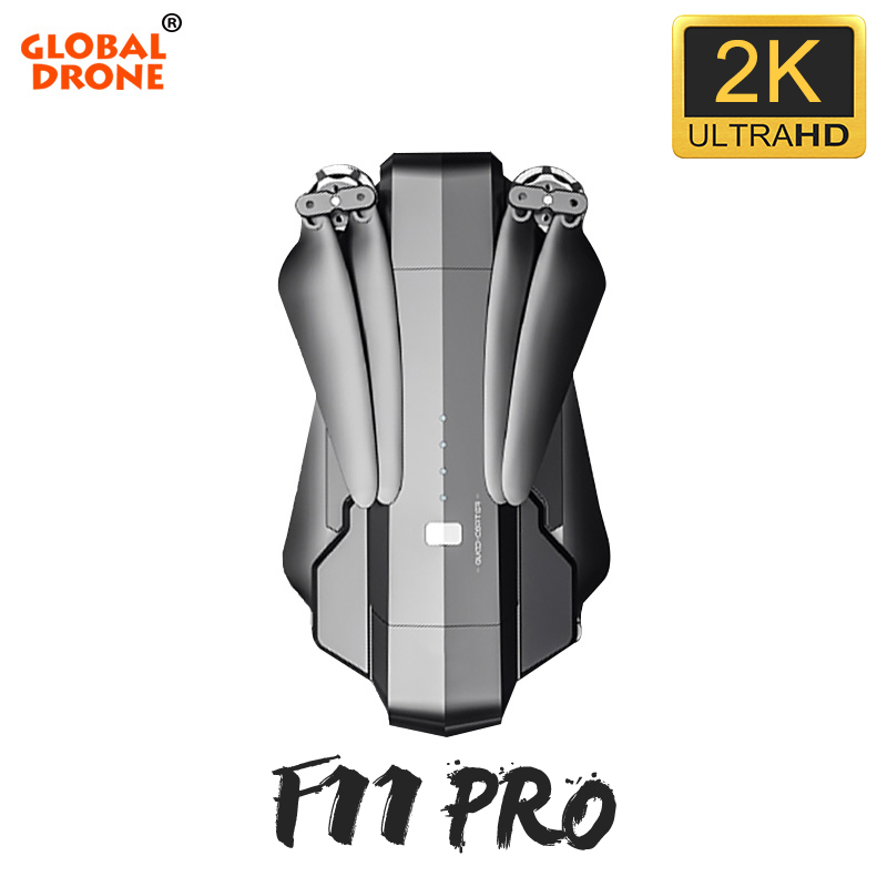 Global Drone Professional GPS Quadrocopter with 2K Camera HD RC Helicopter Follow Me FPV Camera Drones