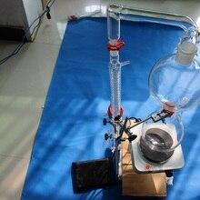 Паровой дистиллятор эфирного масла дистиллятор аппарат дистилляции, паровой дистиллятор эфирного масла комплект