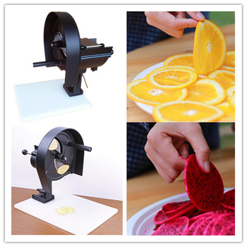 Hot sale fruit slicing machine banana chip slicer lemon chips cutting machines