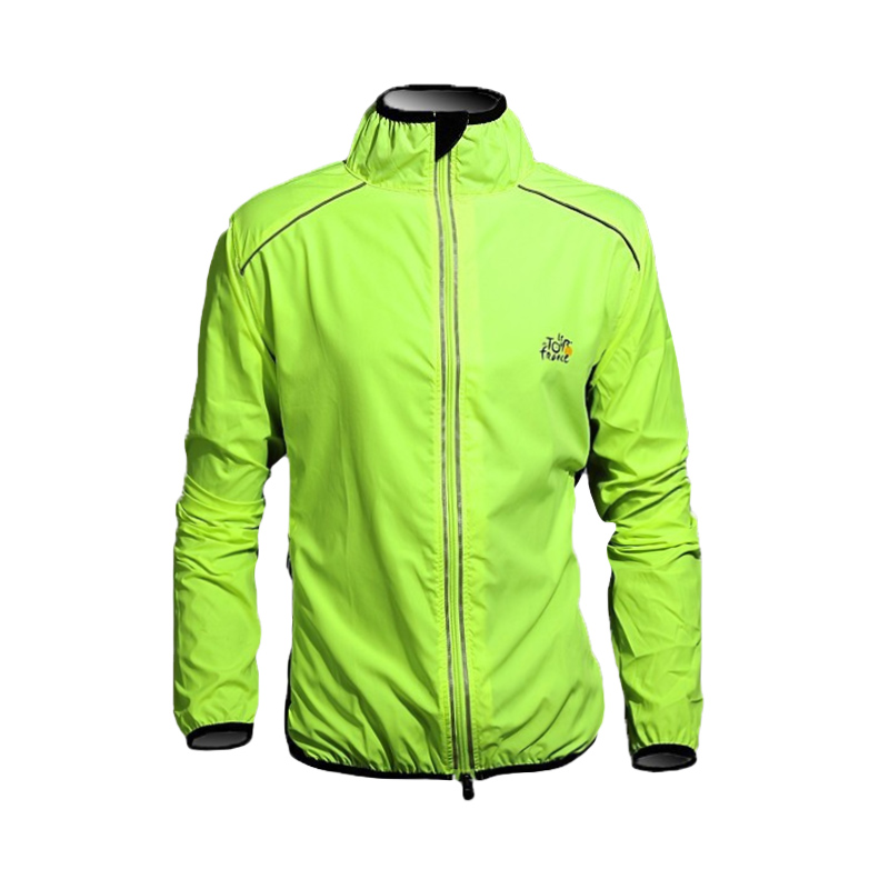 Aliexpress.com : Buy Windbreaker Jersey Waterproof Wind Coat Tour ...