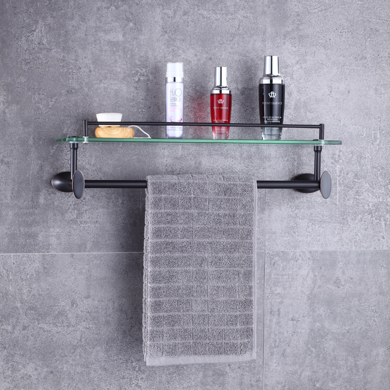 Awesome towel Shelf and Bar