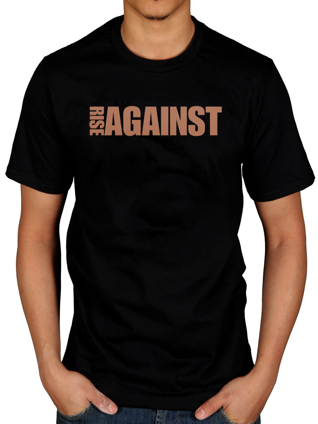 Official Rise Against Vulture T-Shirt Music Band Fan Savior Swing Life Away Song Different Colours High Quality 100%