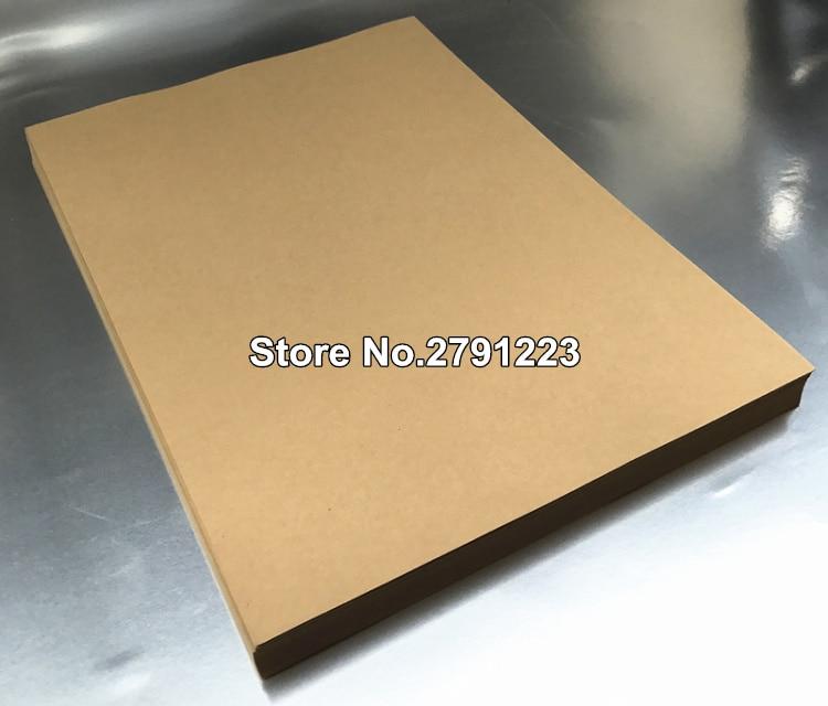 Филиппийцам 4; бумага А4 крафт ; бумага Kraft; картон толстый;