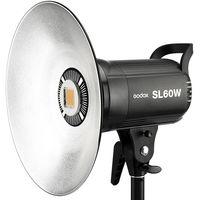 Godox SL 60W 5600K 60W High Power LED Video Light Wireless Remote Control With Andoer Camera Strap for Photo Studio Photography