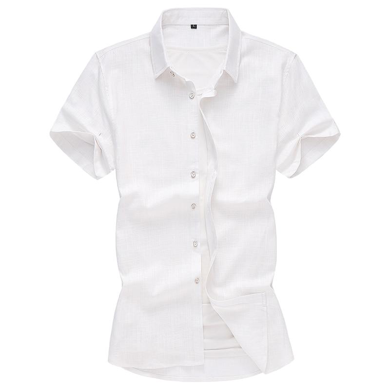 Shirt Stop118 Cotton Linen