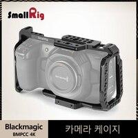 SmallRig для BMPCC 4 K Dslr камера клетка для blackmagic Design карманная Кинокамера 4 K видео съемка Защитная клетка новейшая 2203