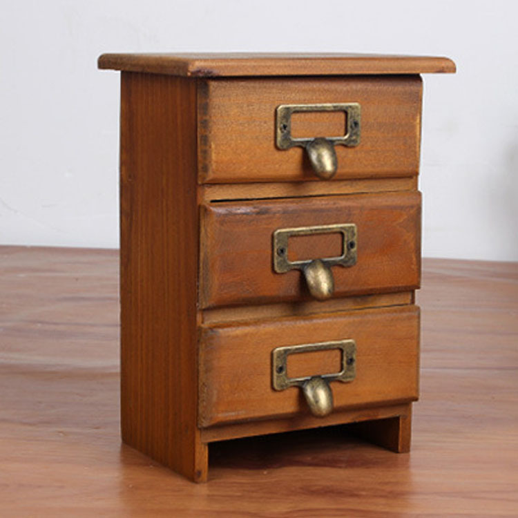 Popular small wooden drawers buy cheap