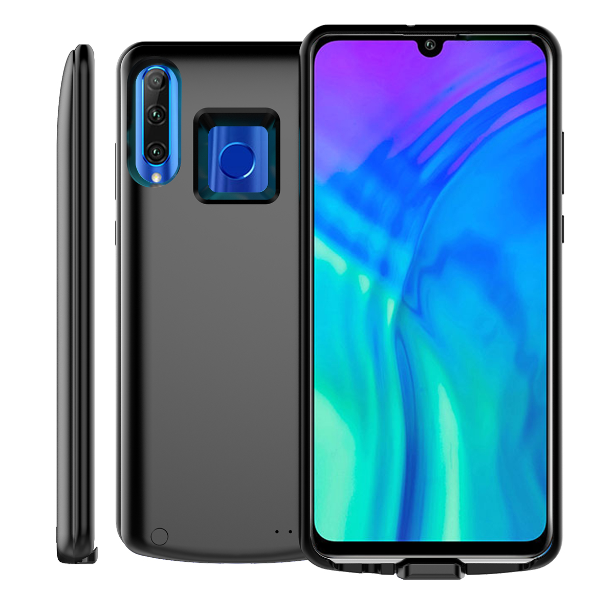For Huawei Honor 10i 20i Battery Case 6500mAh Rechargeable Extended Charging Case For Huawei Honor 10i 20i Battery Charger Cover