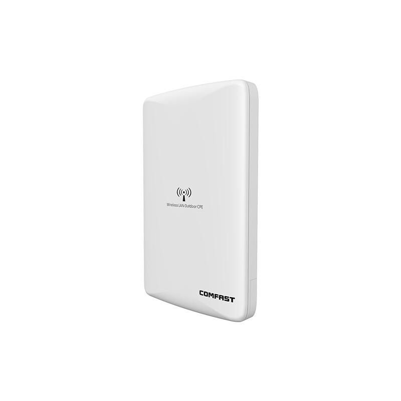 2pcs 300mbps Outdoor wireless AP router 1-3KM 500mW high power WIFI router signal booster repeater CPE bridge with 32dBi antenna