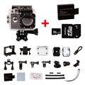 4 K Ultra HD WI-FI Câmera de Ação polegadas LTPS Tela 30 M Subaquática À Prova D' Água Câmera de Esportes HD DV Esportes Pro Camcorder-PJ